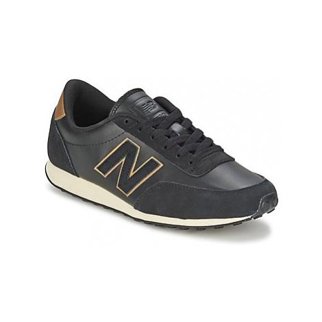 New Balance U410 Černá