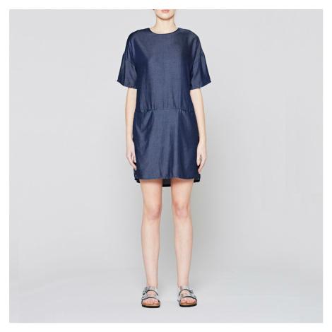 Modré džínové šaty – Abyssal Native Youth