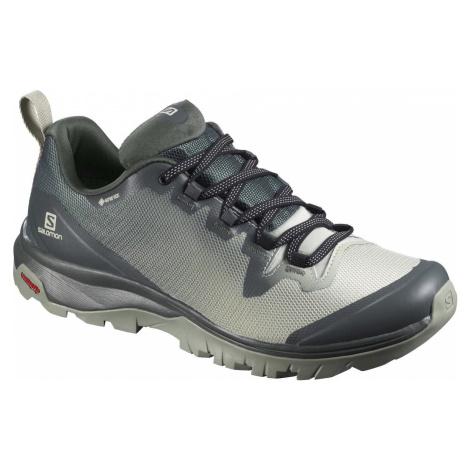 Treková obuv Salomon Vaya GTX W - šedá