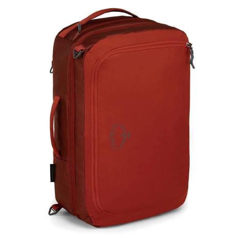 Cestovní taška Osprey Transporter Global Carry-On 36 Barva: červená