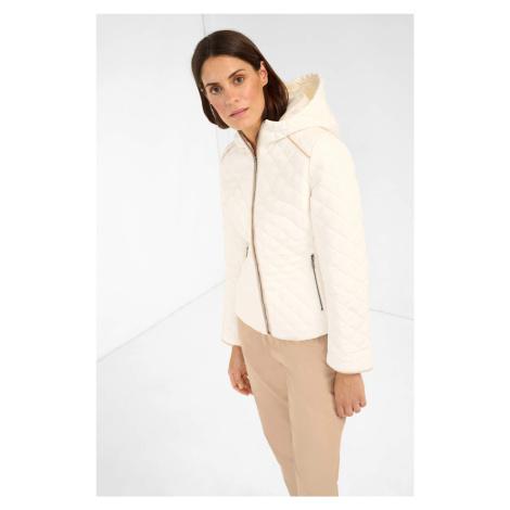 Prošívaná bunda s kapucí Orsay