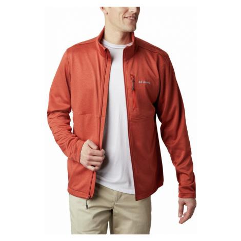 Mikina Columbia Outdoor Elements™ Full Zip - oranžová