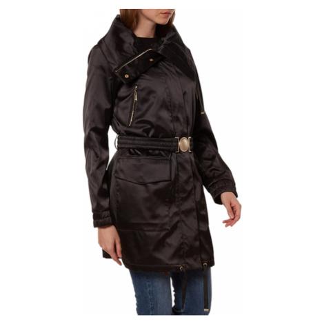 Lehká černá bunda - LA MARTINA
