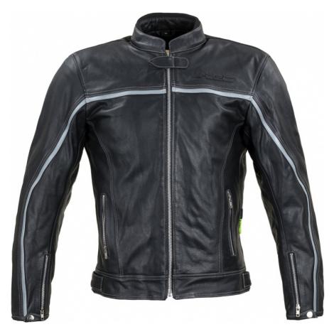 Kožená Moto Bunda W-Tec Mathal Černá