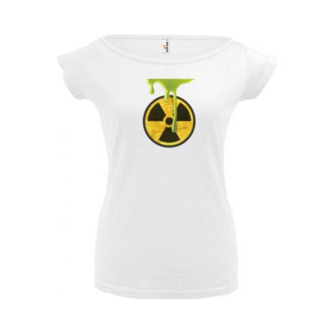 Dámské tričko Elegance Radioaktivita