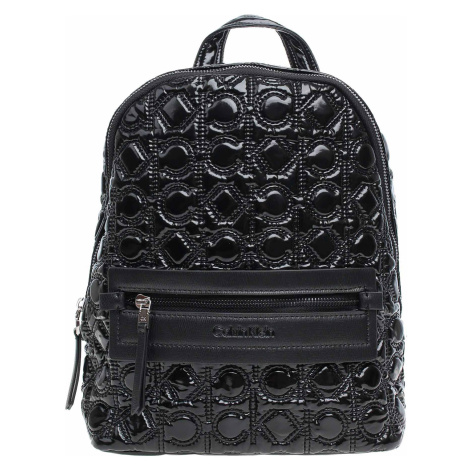 Calvin Klein dámský batoh K60K608668 BAX Ck black