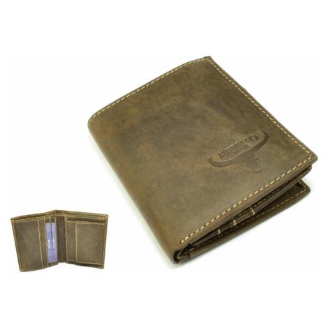 Peněženka pánská kožená dokladovka Buffalo