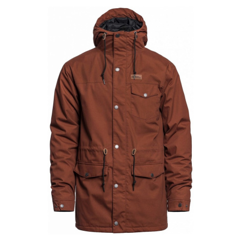 Bunda Horsefeathers Preston leather brown