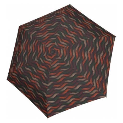 Doppler Dámský skládací deštník Fiber Havanna gravity 722365GR03