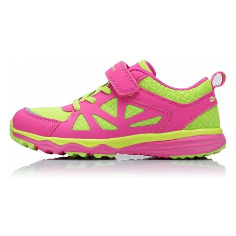 Dětské sportovní boty Alpine Pro TOMAH - růžová