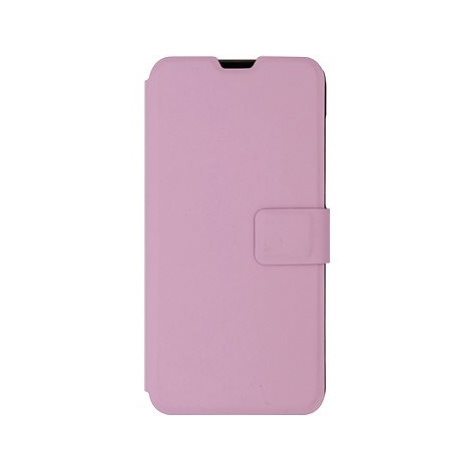 iWill Book PU Leather Case pro HUAWEI Y5 (2019) / Honor 8S Pink