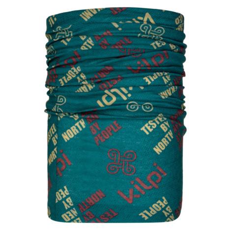 Darlin multifunctional scarf turquoise - Kilpi UNI