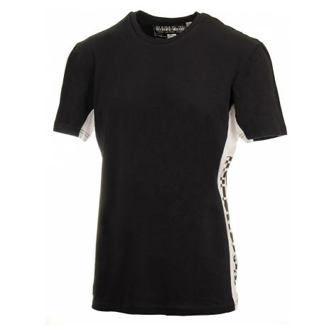 Napapijri pánské tričko černé