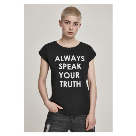 Ladies Speak Truth Tee