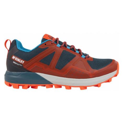Pánská turistická obuv McKinley Niesen AquaMax Vent Blue-Orange