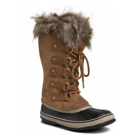 Sněhule SOREL - Joan Of Arctic NL3481 Camel Brown/Black 224