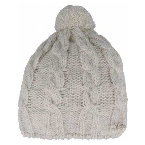 RELAX VELVET Zimní čepice RKH164A bílá 10-12Y
