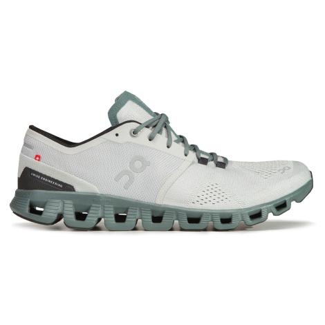 Běžecké boty CLOUD X šedá On Running
