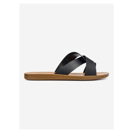 Realm Pantofle Steve Madden Černá