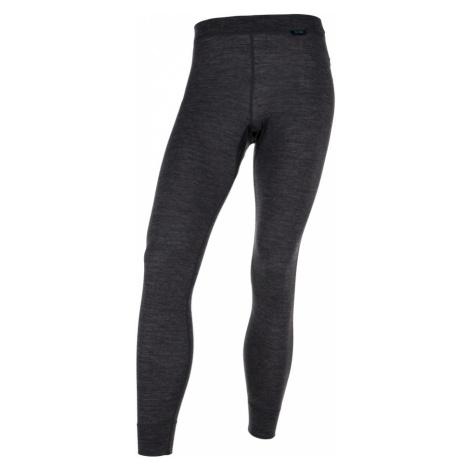 KILPI Pánské termo kalhoty - merino SPANCER-M JM0205KIDGY Tmavě šedá