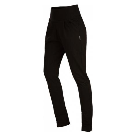 LITEX Kalhoty dámské dlouhé s nízkým sedem 7A441901 černá