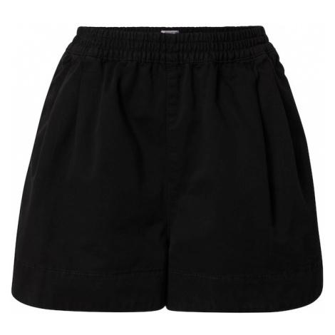 Cotton On Kalhoty se sklady v pase 'EVE' černá