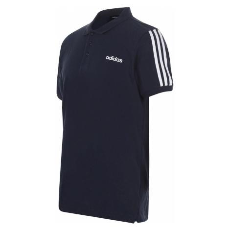 Pánská polokošile Adidas 3 Stripes Logo