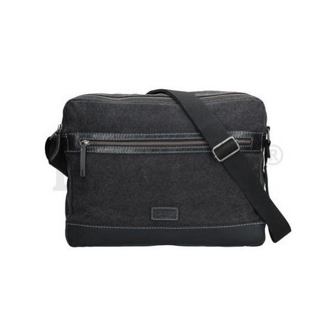 Lagen 22406 černá taška přes rameno Černá
