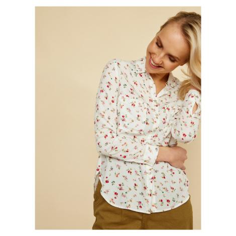 ZOOT bílá dámská košile Barta