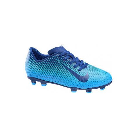 Modré kopačky Nike Bravata