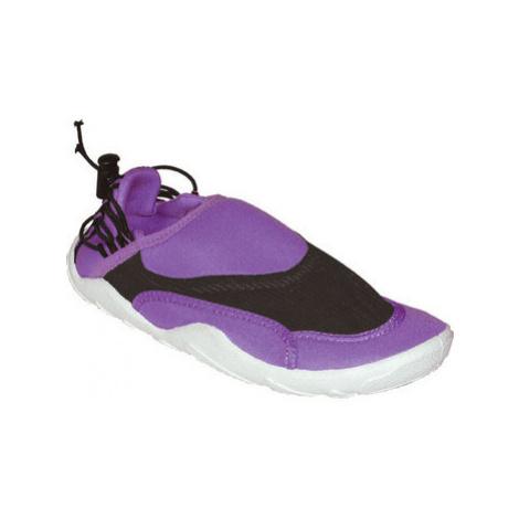 Arno 651-31-a fialová obuv do vody Fialová