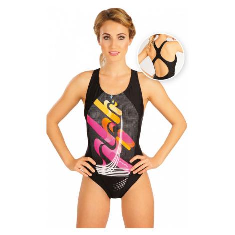 LITEX Jednodílné sportovní plavky. 52498
