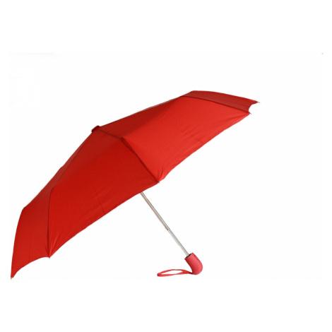 BRIGHT Skládací automatický deštník Červený (BR17-U2201-00TX)