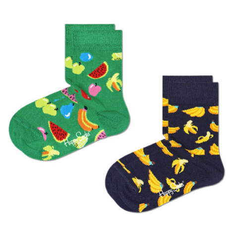 2-Pack Kids Fruit Sock Happy Socks