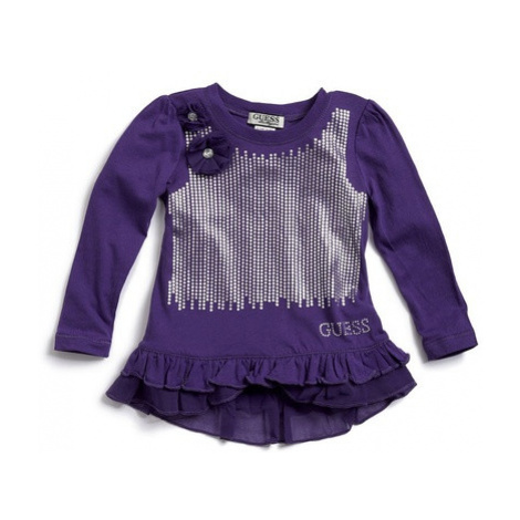 GUESS kids top with Sequins GU105