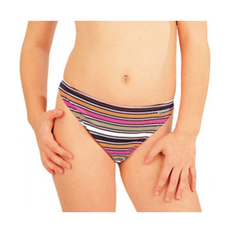 Dívčí plavkové kalhotky bokové Litex 52606 | viz. foto