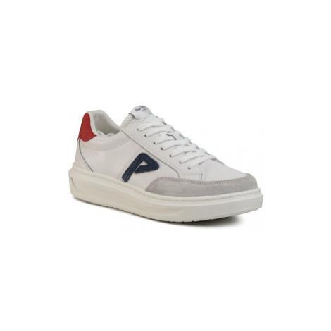 Pepe Jeans Sneakersy Abbey Arch PLS30963 Bílá