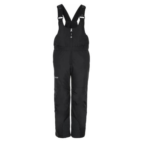 KILPI Dětské lyžařské kalhoty DARYL-J LJ0003KIBLK Černá