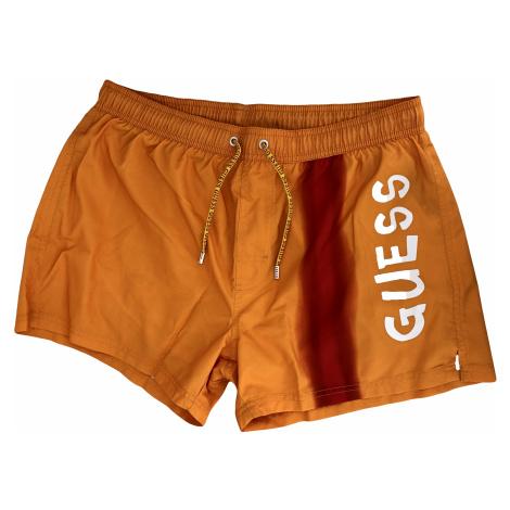 Pánské šortky F90T02TEL60-G388 - Guess