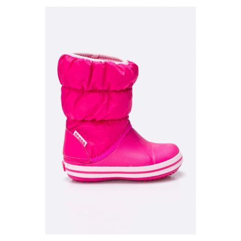 Crocs - Zimní boty dětské