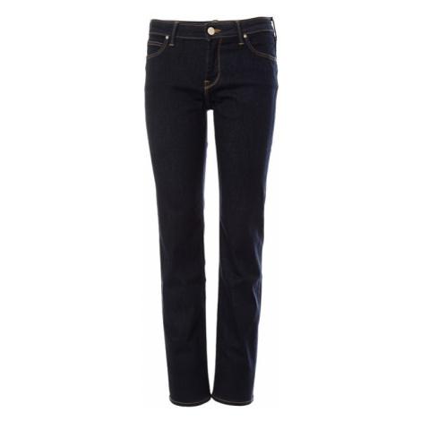 Lee jeans Marion Straight Rinse dámské tmavě modré