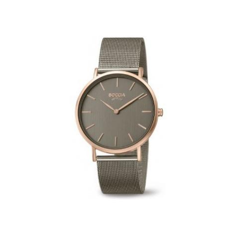 BOCCIA 3273-08, Dámské náramkové hodinky Boccia Titanium
