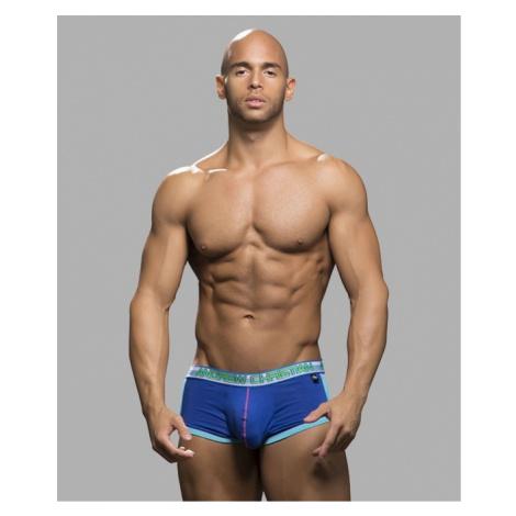 ANDREW CHRISTIAN boxerky modré Show-It RetroPop Boxer 9949