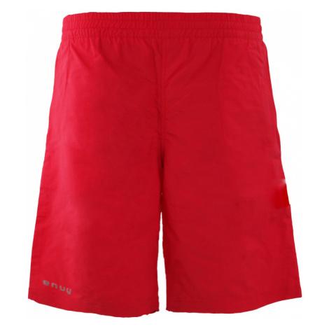 ENVY HARBOR Pánské šortky MM0278BQRED Červená