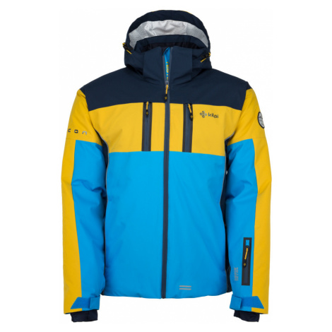 KILPI Pánská lyžařská bunda FALCON JM0146KIBLU Modrá