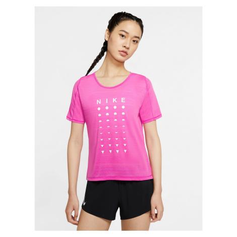 Icon Clash Triko Nike Růžová