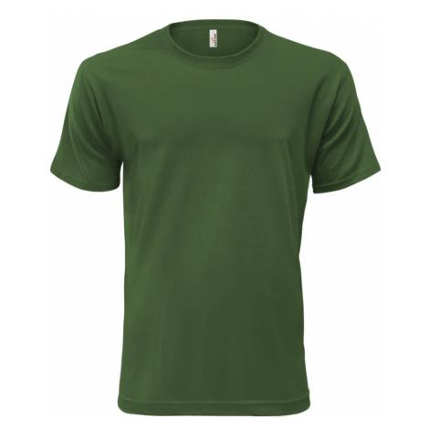 Unisex Tričko Classic AF - Džungle Zelená
