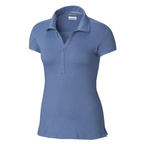Tričko Columbia Shadow Time™ Polo W - modrá