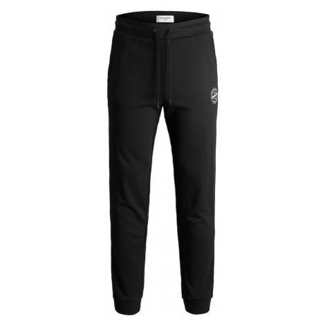 Jack & Jones Plus Kalhoty 'GORDON SHARK' černá