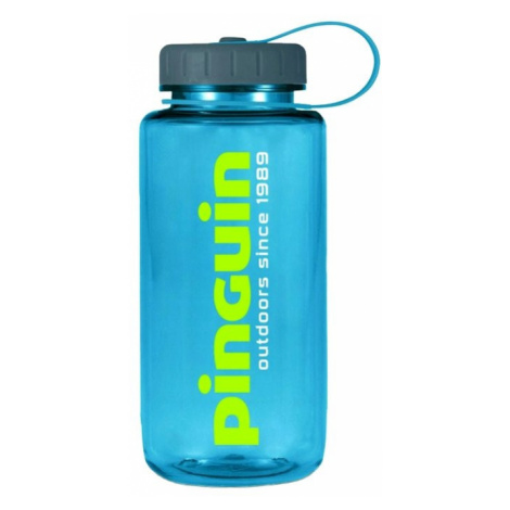 Pinguin Tritan Fat Bottle 1l, modrá